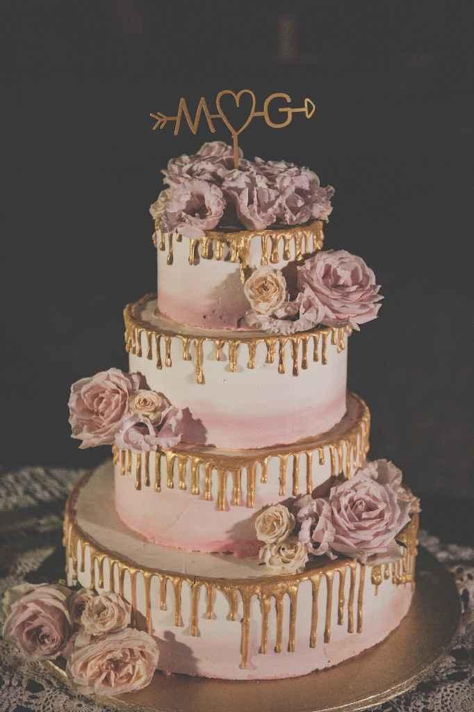 Qual è l'idea della vostra Wedding Cake? - 1