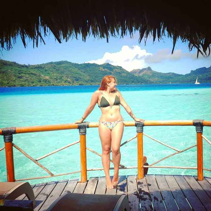 Per tutte le sposine che andranno a Bora Bora 🌺 - 1