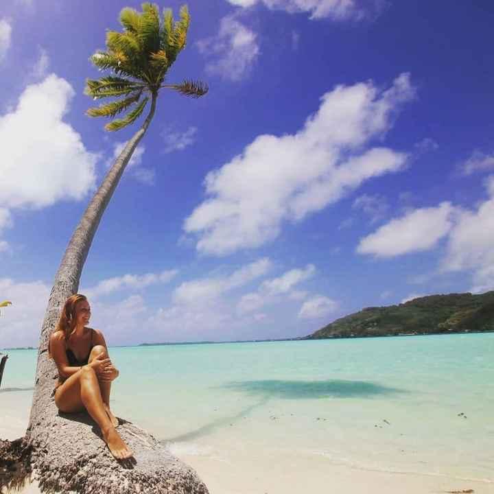 Per tutte le sposine che andranno a Bora Bora 🌺 - 4