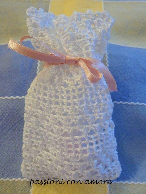 Matrimonio Tema Uncinetto : Segnaposto uncinetto organizzazione matrimonio forum