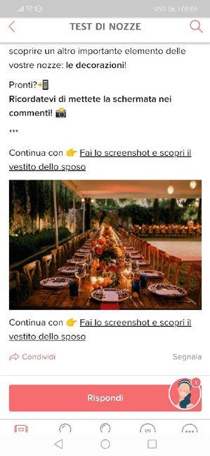 Fai lo screenshot e scopri le tue decorazioni - 1