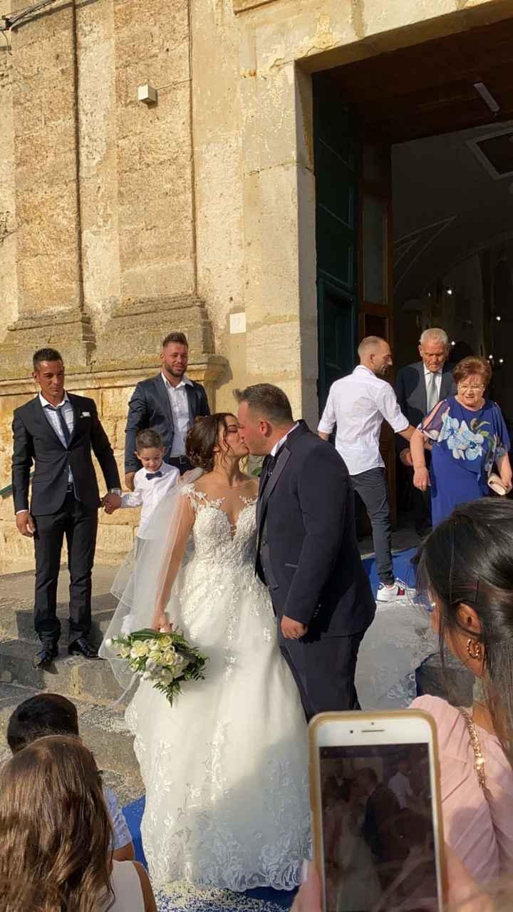 Sposi che celebreranno le nozze il 31 Luglio 2021 - Catania - 1
