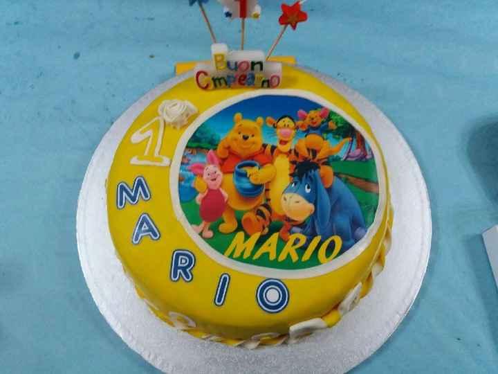2 anni...ma la torta? - 1