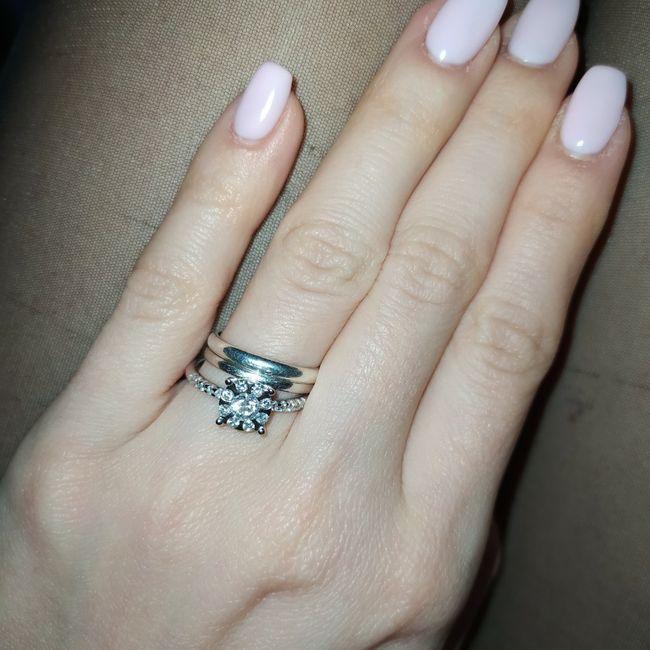 I vostri anelli di fidanzamento: vogliamo vederli! 9