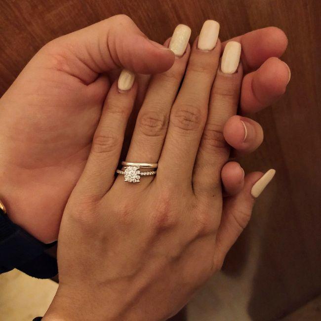 Anello di fidanzamento 💍 19