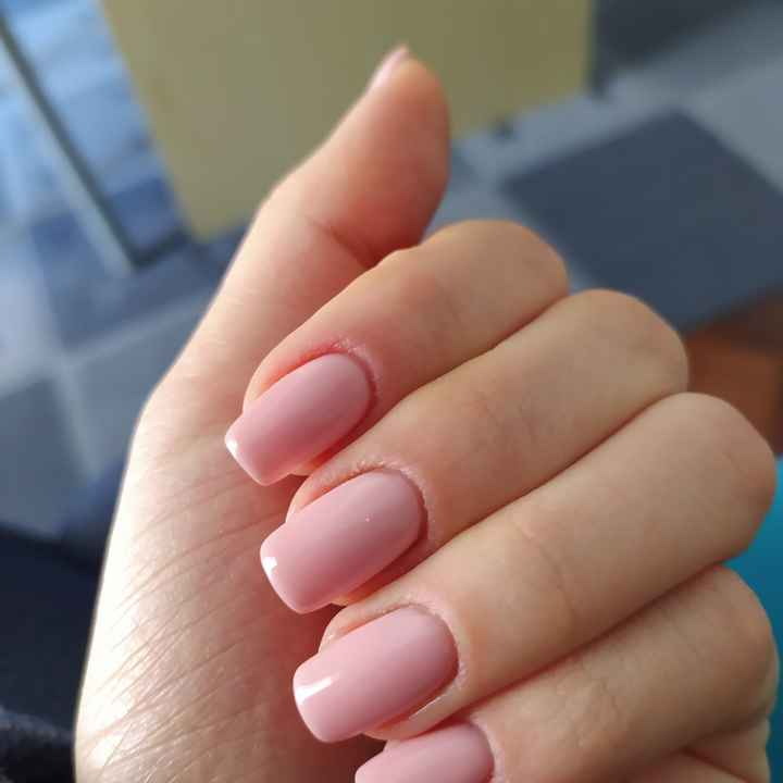 Wedding Nails - 2