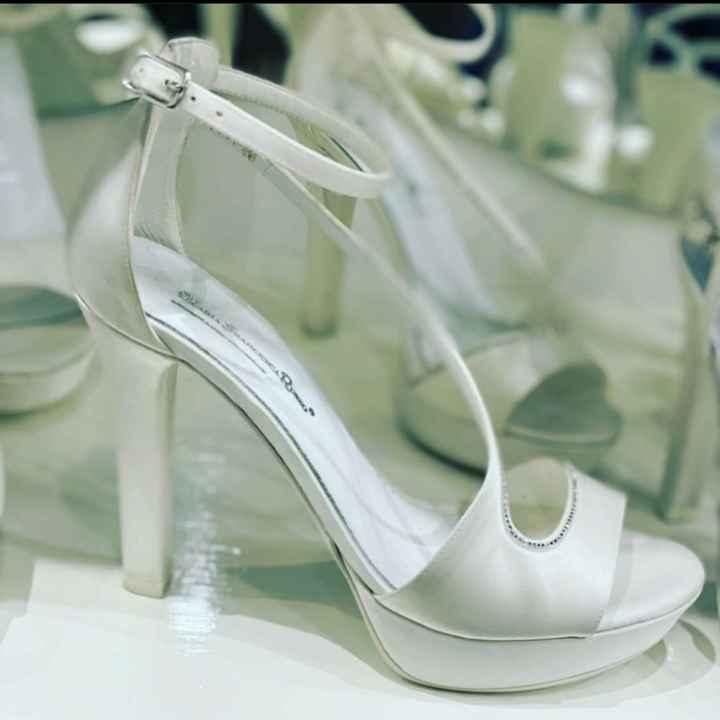 Scarpe sposa... classica o fuori dal comune? - 1
