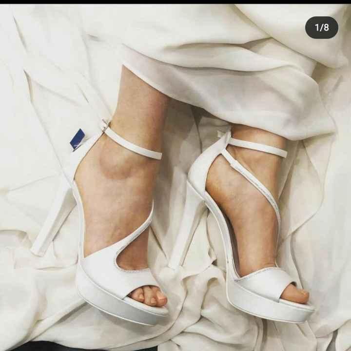 Sondaggio scarpe 👠 - 1
