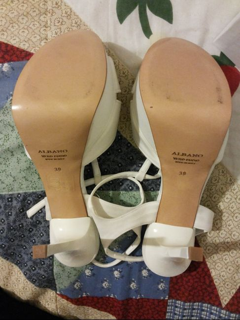 Alessandra autoreggenti e scarpe 4