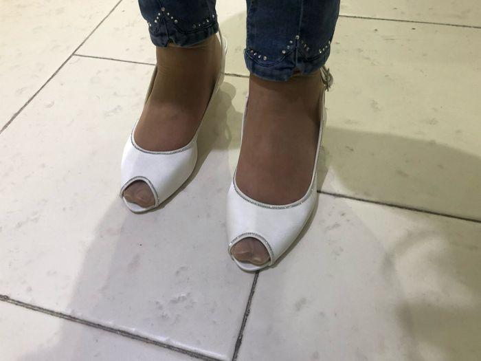 Scarpe trovate - 2