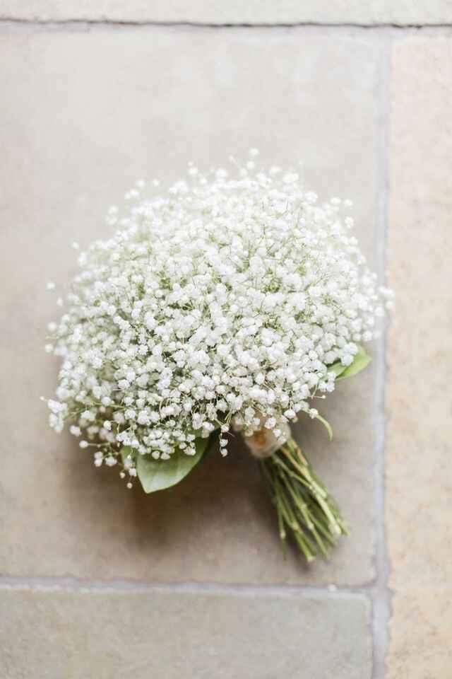 Il bouquet della sposa va scelto in base al vestito? - 1
