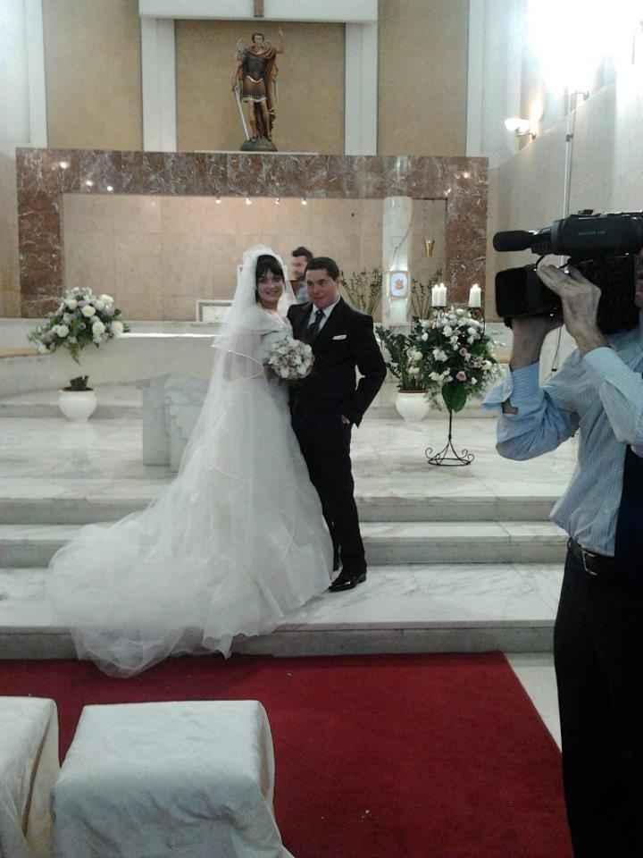 marito e moglie!