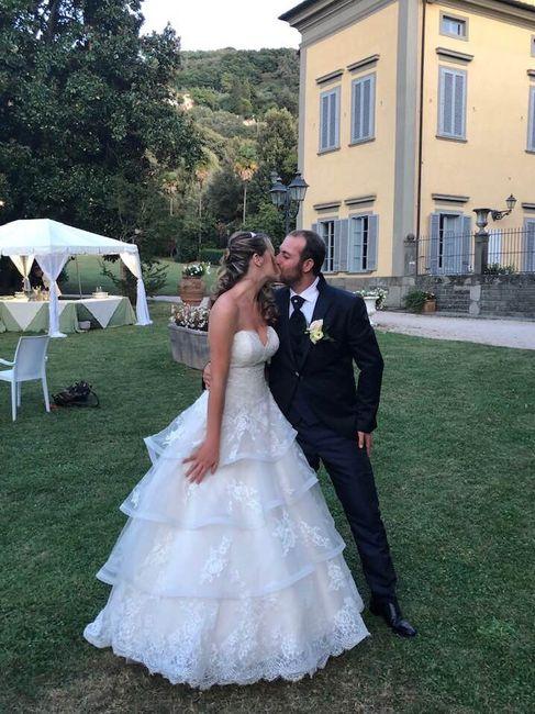 Finalmente sposati! 👰🏼🤵🏼 1