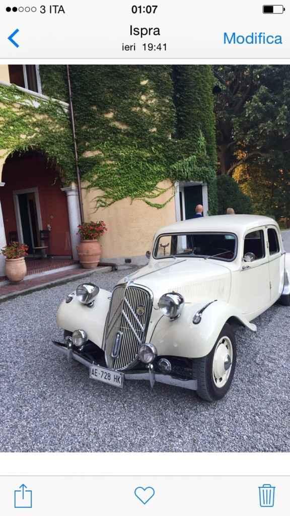 Auto per la sposa - 1