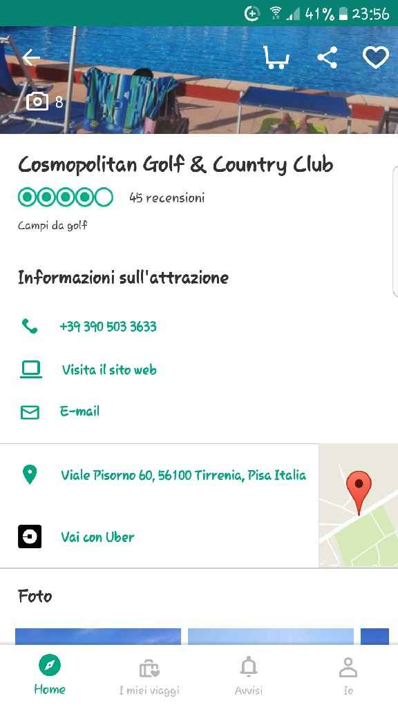 Cosmopolitan Pisa - 1