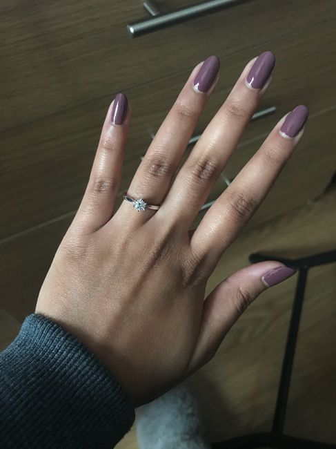 Anello di fidanzamento? Diamo il via alle foto più brillanti del 2018! =d 4