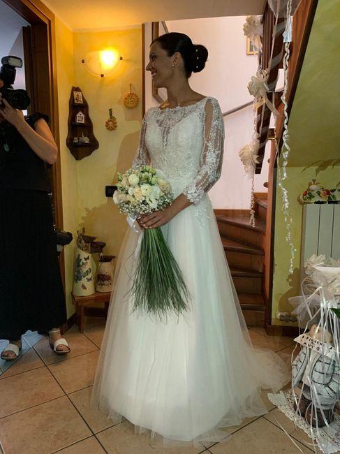 Matrimonio Vip e... che abito! 8
