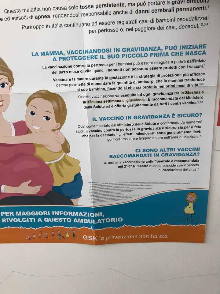 Vaccino pertosse - 1