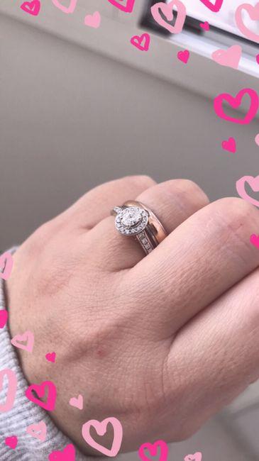 Anello di fidanzamento? Diamo il via alle foto più brillanti del 2018! =d 12