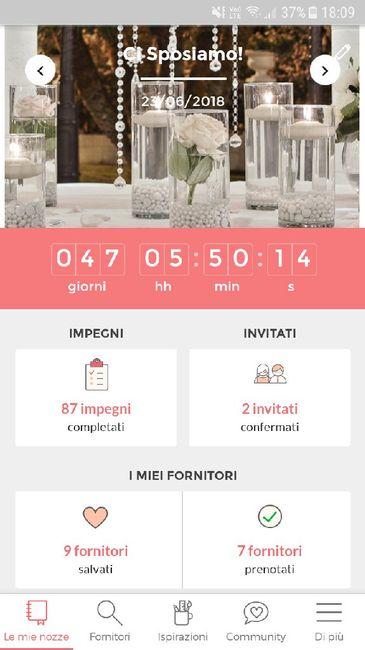 Condividete la data delle vostre nozze 4