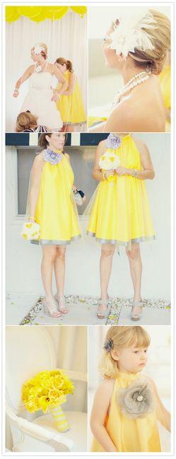 Matrimonio Tema Giallo : Matrimonio color giallo organizzazione