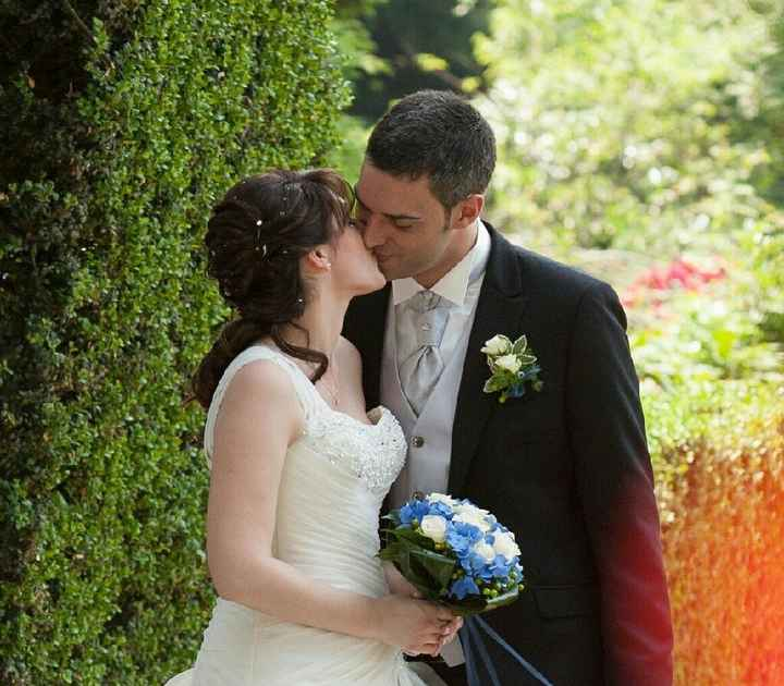 Il bouquet della sposa. - 1