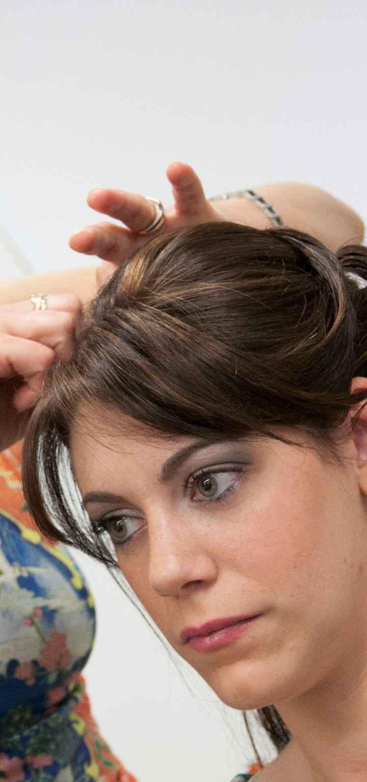 il mio make up sposa
