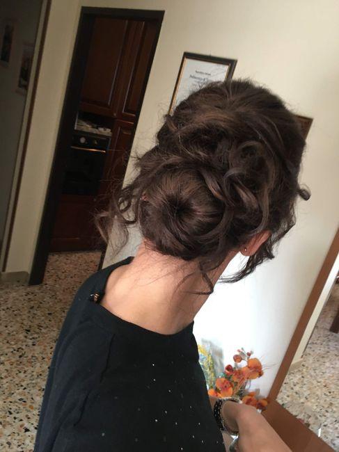 Come sistemare capelli abbastanza corti, fini e che fanno schifo? - 2