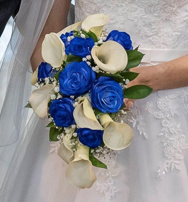 Bouquet a cascata 4