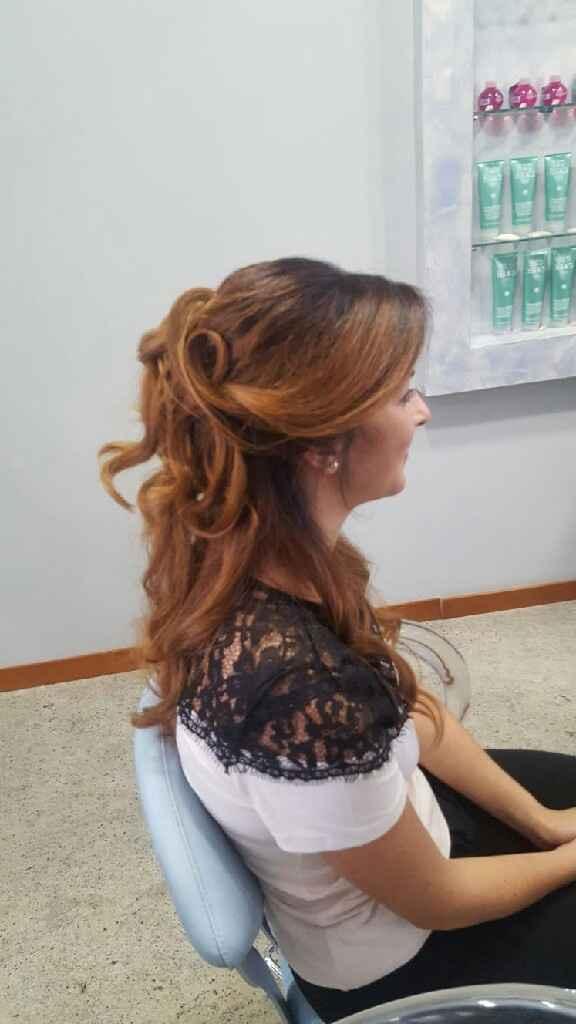 Prima prova capelli - 2