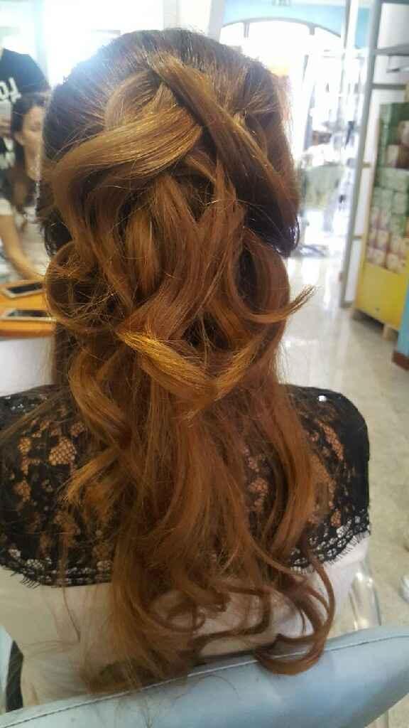 Prima prova capelli - 3