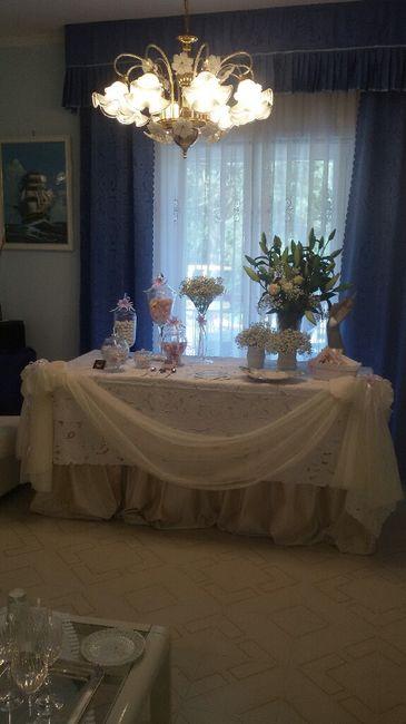 c698fcc75082 Tavolo casa sposa - Prima delle nozze - Forum Matrimonio.com