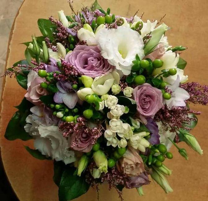 il mio bouquet!