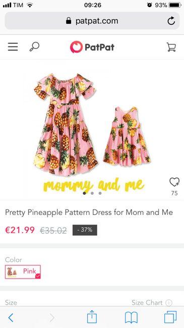 Vestiti mamma e figlia.. 2