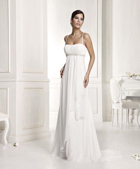 Vestito da sposa per sposine incinta!! - Organizzazione ...