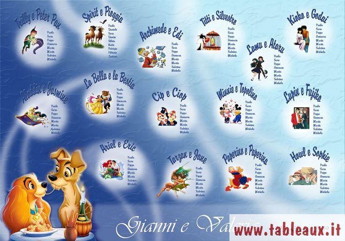 Matrimonio Tema Walt Disney : Matrimonio da favola tema disney página campania