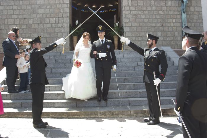 Matrimonio In Alta Uniforme : Matrimonio in divisa moda nozze forum