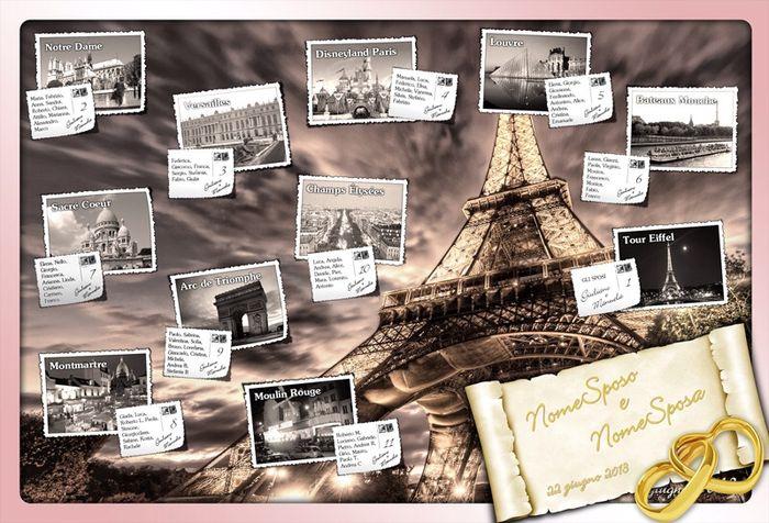 Matrimonio Tema Parigi : Tema parigi che passione pagina organizzazione