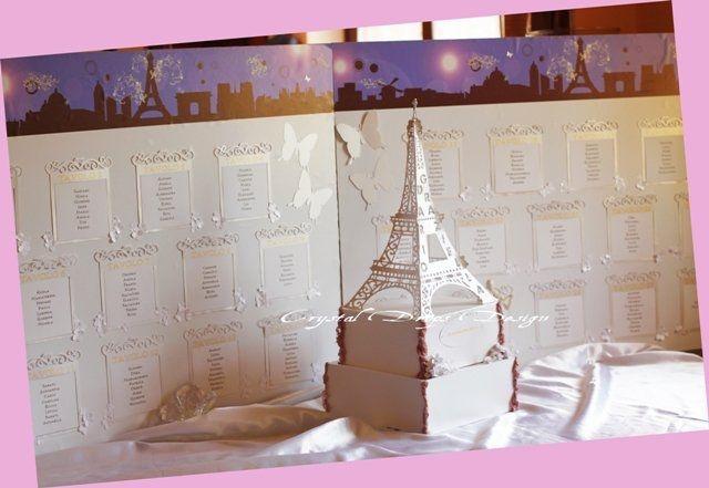 Matrimonio Tema Parigi : Tema parigi che passione organizzazione matrimonio