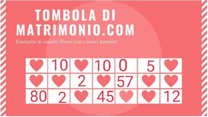 Condividi i tuoi numeri! - 1