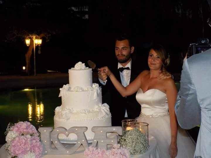 Wedding cake 🍰🦄 - 1