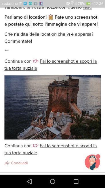 Fai lo screenshot e scopri la tua location 28