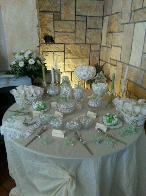 Confettata Matrimonio Rustico : Confettata fai da te foto ricevimento di nozze