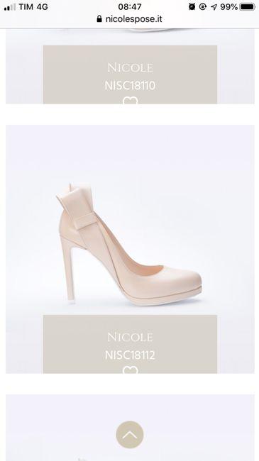 Consiglio scarpe 2