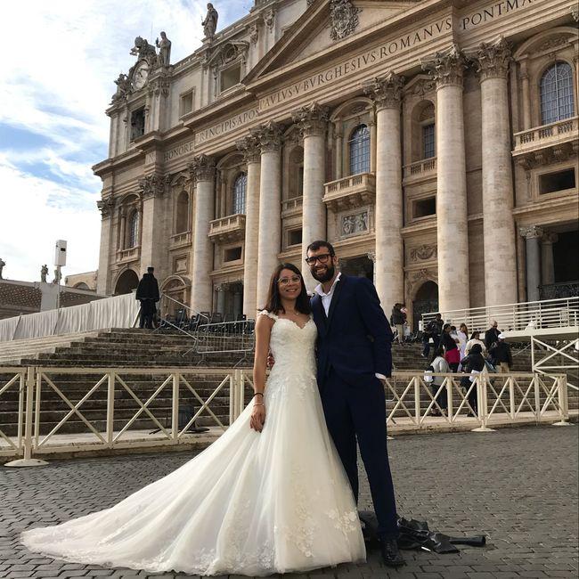 Udienza papale- 6 Novembre 2019 4
