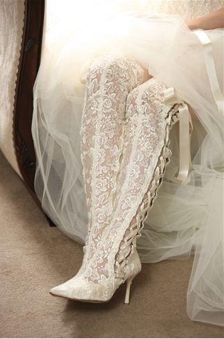 Spose invernali - le scarpe! 1
