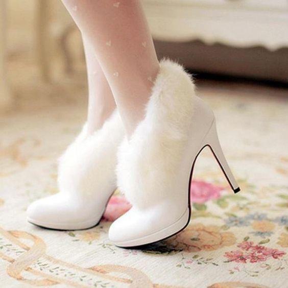 Spose invernali - le scarpe! 5