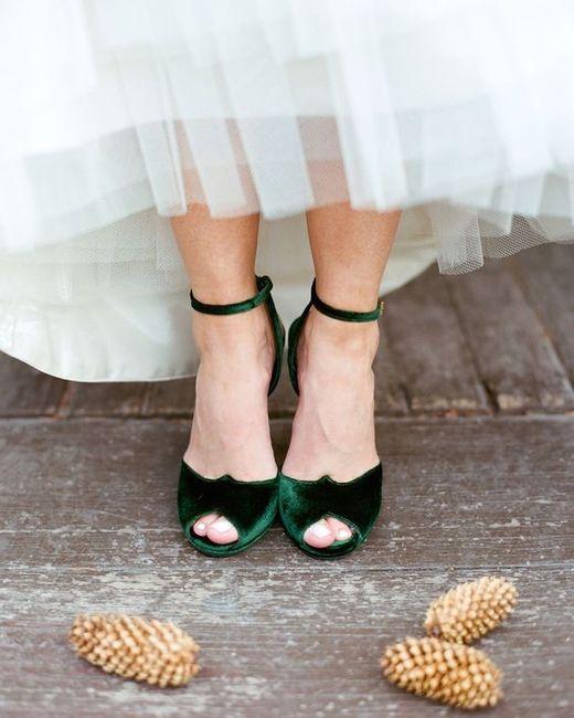 Spose invernali - le scarpe! 6