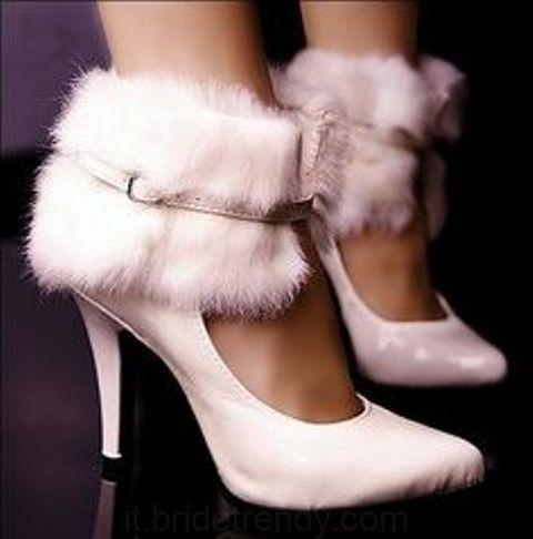 Spose invernali - le scarpe! 7