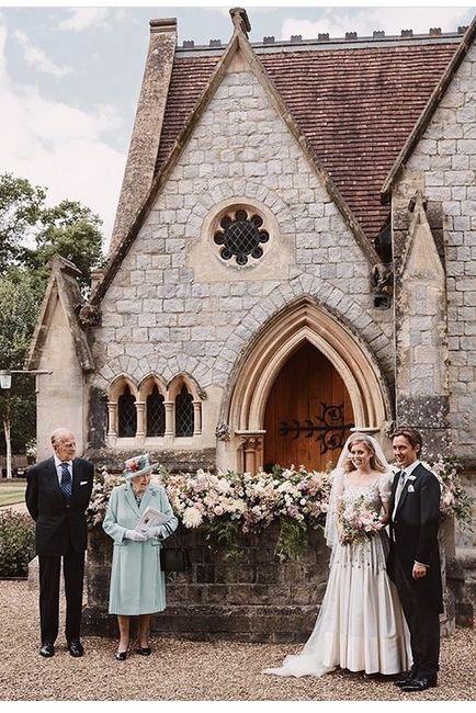 Matrimonio Beatrice di York 1